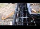Армирование ленточного фундамента Reinforcement strip foundation