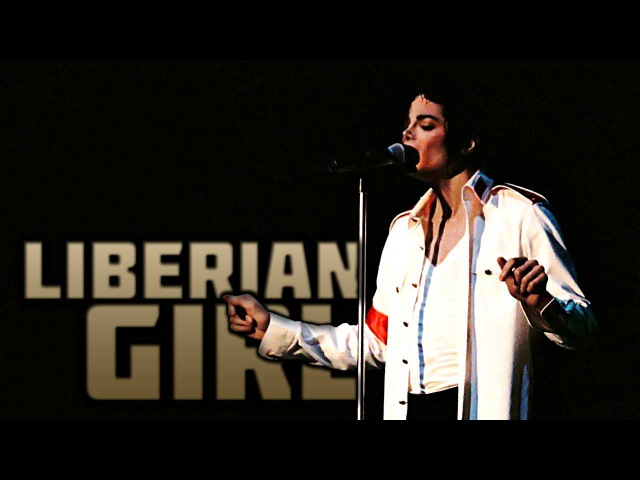Michael Jackson | Liberian Girl | Live Version | Fanmade