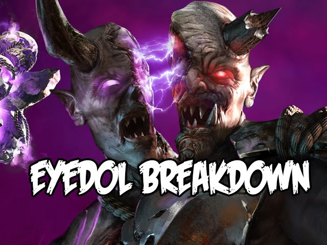 EYEDOL Developer Breakdown - Killer Instinct S3