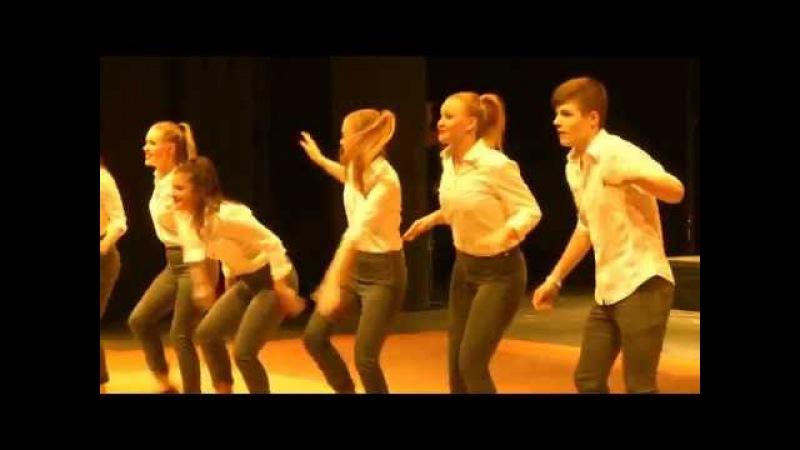 Pentatonix (ANTEA) - Tap dance - Tobiáš Košir's group