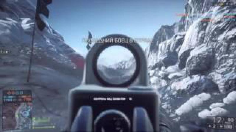 Battlefield 4. Я тащер (нарезка лучших моментах)
