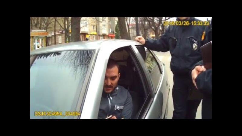 Відмова пред'явити документи непокора патрульним поліцейським Івано Франківськ