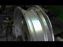 Сварка алюминия Tig ремонт диска