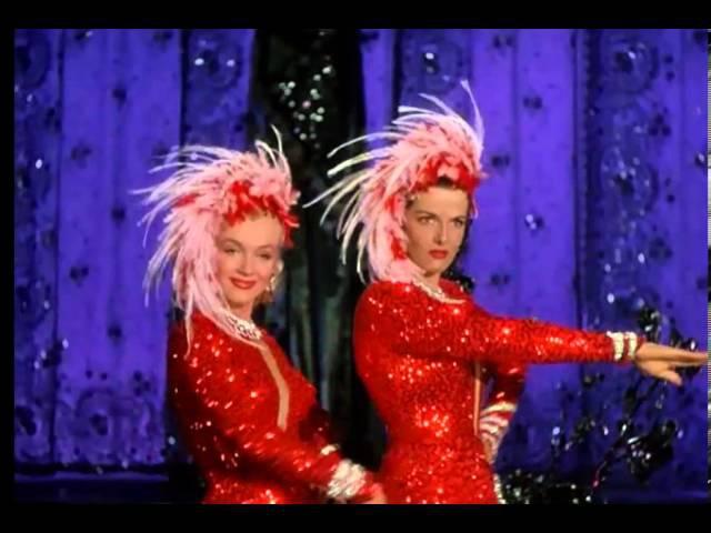Gentlemen Prefer Blondes A Little Girl From Little Rock Music Video