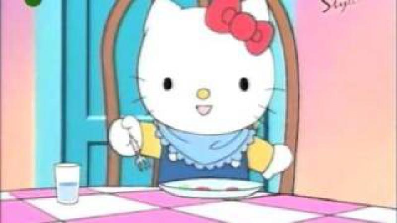 Hello Kitty - odcinek 04 A bajki - Dobre maniery PL