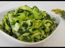 Маринованные кабачки рецепт! Кабачки маринованные быстрым способом. Вкусно быстро и просто!