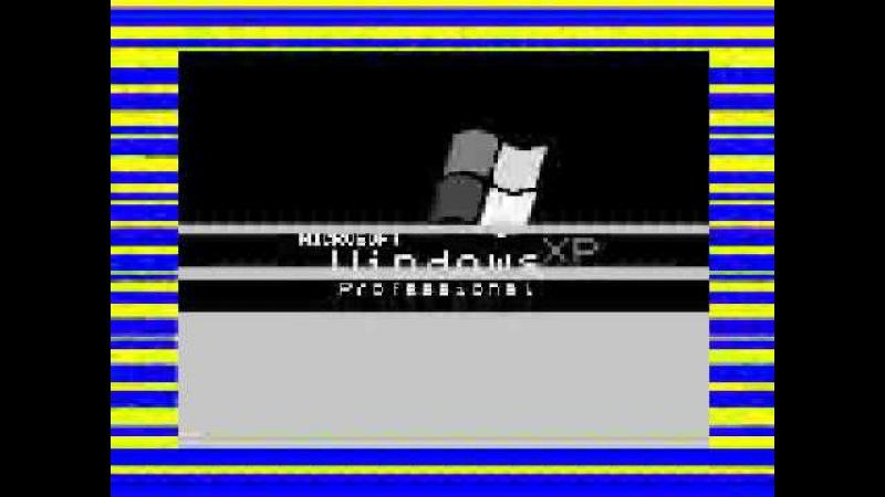 Установка Win XP на Spectrum
