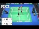 2016 All England Open LEE Yong Dae /YOO Yeon Seong vs Takeshi KAMURA /Keigo SONODA