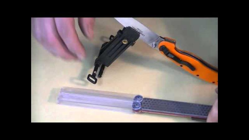 Rat1 ontario blade d2 заточка с помощью точилки от DMT арт. DMT/MAGKIT-4