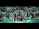 The Great Gatsby / Великий Гэтсби - отрывок танцы [Fergie - a Little Party Never Killed Nobody]