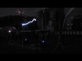 GeekPicnic 2016:Тесла шоу, 2 мегаволльта и девушка Тор в клетке фарадея.