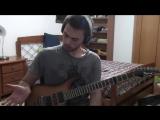 DotEXE - Run Away From Me (Guitar Cover)