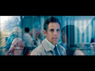 Невероятная жизнь Уолтера Митти (2013) трейлер (на русском)