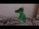 Дракон - оптическая иллюзия