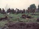 «Государственная граница» (Беларусьфильм, 1980–1988). Фильм 5–й «Год сорок первый» (1986) — рукопашная схватка