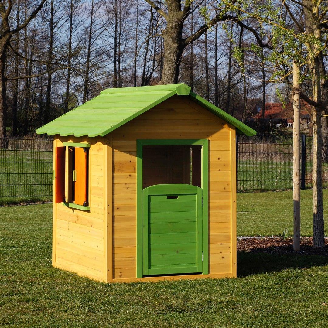 casita infantil de madera caseta de juegos para jardn balcn