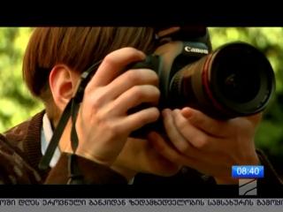 ირა კუდრიაშოვასა და ბრებდ უმი-ს კოლაბორაცია ვიდეო Rustavi2