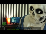 Undertale the Musical_ THE FATES OF UNDERTALE (Live Action Christmas parody)