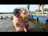 чемпионка по прыжкам в воду