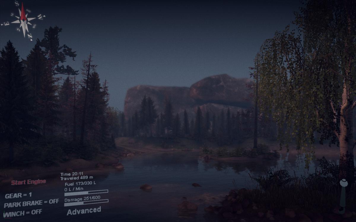 "Карта ""Яма"" для 25.12.15 для Spintires - Скриншот 2"