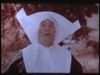Жандарм и инопланетяне (Франция, 1978) комедия, Луи де Фюнес, Мишель Галабрю, дубляж, советская прокатная копия