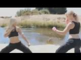 Amy Johnston vs Katelyn Brooke Fight U REMADE