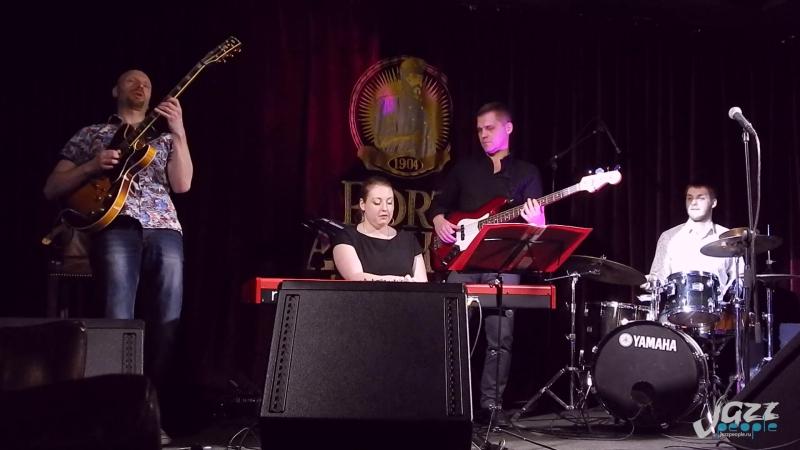 Dina Sineglazova band в «Порт Артуре» 10/03