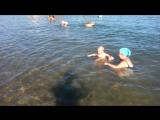 Петя на Черном море