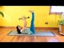 Pilates Ring Exercises for Core and Lower Body Strength with Vidya Nahar - Daily Pilates 18