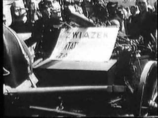 Święto pułkowe 49 Huculskiego Pułku Strzelców - Kołomyja 1938