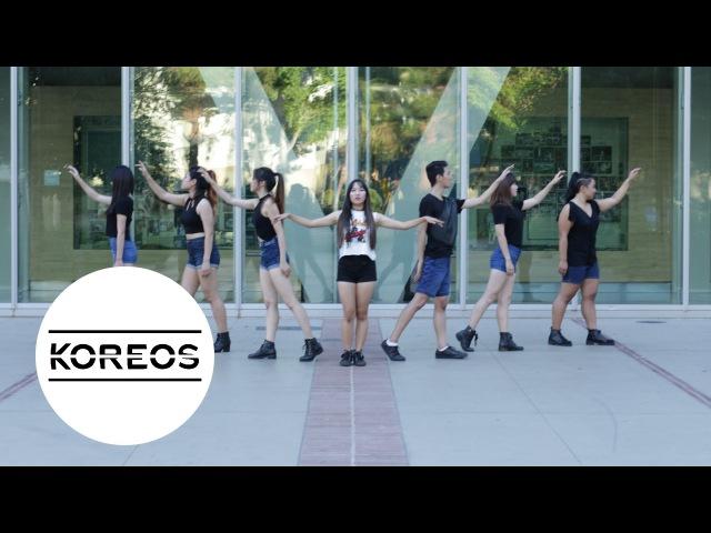 [Koreos] 루나 LUNA - Free Somebody Dance Cover
