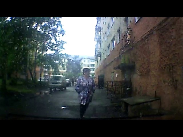 Видео момента обрушения подъезда пятиэтажки в Междуреченске