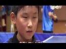 日本男子卓球エース水谷隼が11歳天才少年と真剣勝負 2 2
