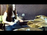 FOO FIGHTERS - EVERLONG - DRUM COVER BY MEYTAL COHEN