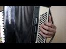 Урок игры на аккордеоне. Под небом Парижа!