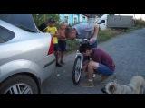 Школьнику из Ревды ЯПлакалъ подарил велосипед, Ri-tv