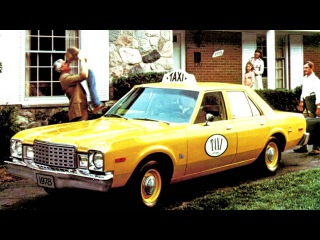 Plymouth Volare Taxi '1978