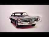 Ford Galaxie 500 2 door Hardtop 1967