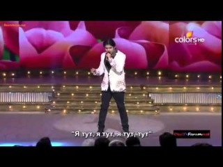 Shahrukh Khan at Mirchi Music Awards 2014 русскими субтитрами