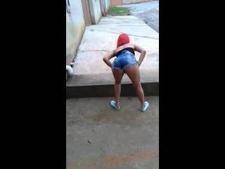 MC Jhessy - Dançando Baile do Helipa / MC Stuart ♫♪ TWERK BRAZIL (Jhessy Santos)