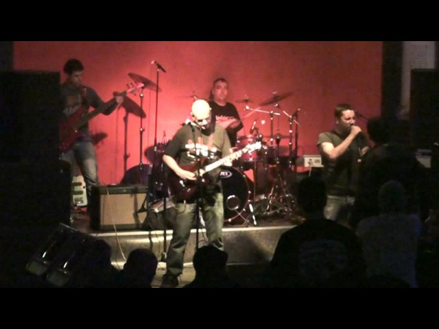 ANTIDOT-Megadeth Angry Again cover /Live At Galaxy Bowling Pleven 12.11.2011