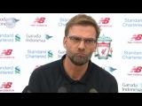 Liverpool vs. Sunderland - Jurgen Klopp's pre-match press-conference