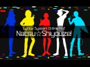 【LSO-R2】NATSU☆Shiyouze! / NATSU☆しようぜ! (audio only)【S4 Arcade】