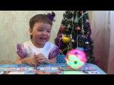 Малышка Нелли Заразительный детский смех и Сумасшедший мяч  Crazy ball and contagious laughter