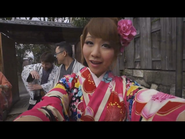 Osaka Kyoto от косплейщицы