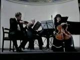 Richter, Kagan &amp Gutman play Shostakovich Piano Trio no. 2 - video 1984