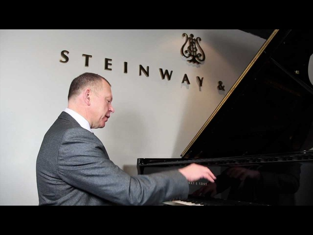 Piano Masterclass on Octave Technique, from Steinway Hall London