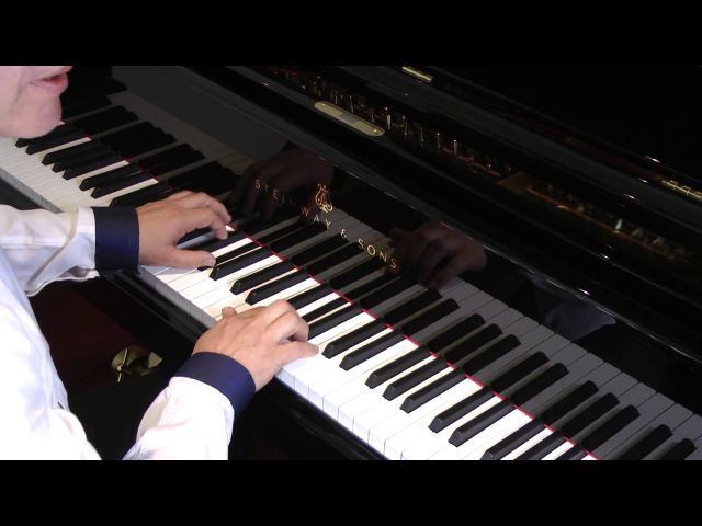 Piano masterclass on Trills, from Steinway Hall London