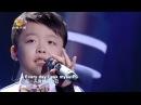 "Удивил, паренек, удивил. Шоу ""Голос"" kids Китай. - Джеффри Ли и песня «Скажи мне почему». — ""The Voice"" kids Chinese 2015. - Jeffrey Li and the song ""Tell Me Why""  (оригинал: Деклан Гэлбрейт / Declan Galbraith)"