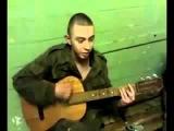 Песни под гитару  Здравствуй мама Под шум и взрыв гранат
